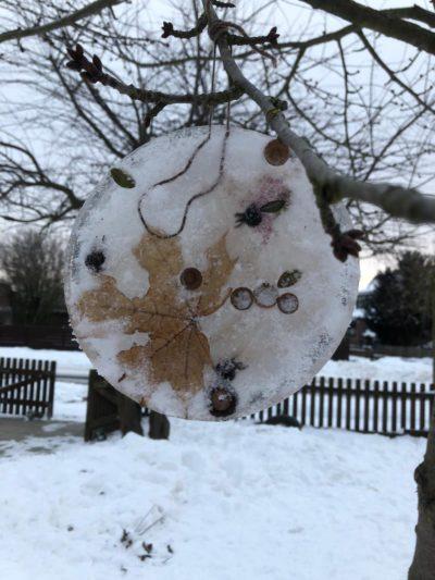 Winterimpressionen der Grundschule Wasbüttel